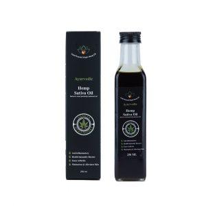 Hemp Sativa Oil