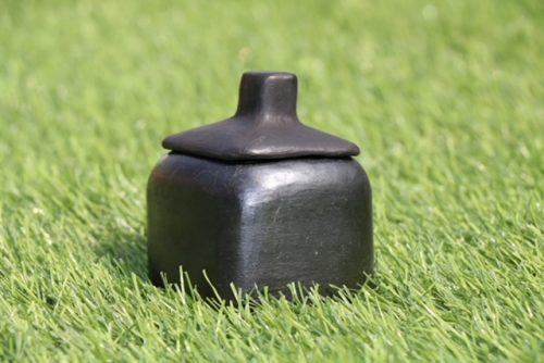 Square Sugar Pot