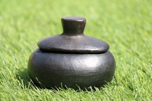 Oval Sugar Pot