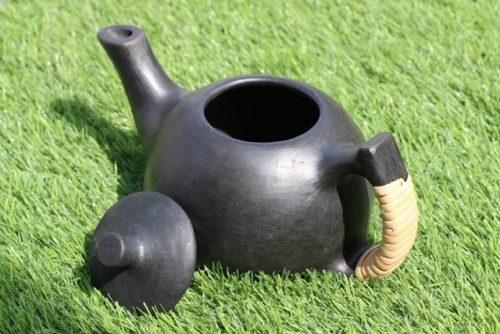Flat Tea Pottery